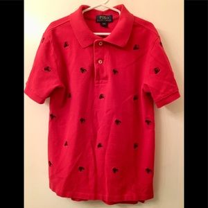 Ralph Lauren Polo Shirt for Boys